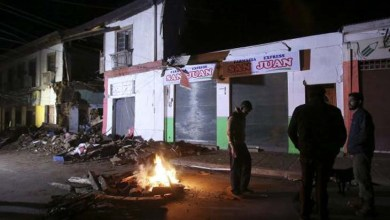 Photo of Chile suspende alerta de tsunami, após tremor que matou 10 pessoas