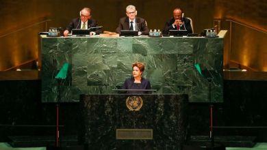 """Photo of """"Brasil é um país de refugiados"""", diz Dilma na Assembleia Geral da ONU"""