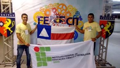 Photo of Chapada: Estudante do Ifba de Jacobina é premiado e vai participar de evento na Colômbia