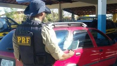 Photo of Chapada: Motorista com documentação veicular falsa é detido em Seabra