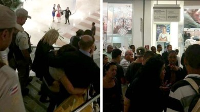 Photo of Salvador: Policial civil expulsa de shopping como 'racista' paga fiança e é liberada