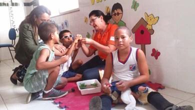 Photo of Itaberaba: Alunos com necessidades especiais aprendem noções de trânsito em ação do Detran