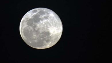 Photo of Mundo: Eclipse lunar total vai coincidir com a superlua no domingo