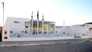 Photo of Chapada: Ordem dos Advogados inaugura sede da subseção no município de Jacobina