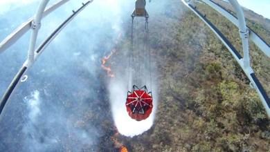 Photo of Governo anuncia o envio de mais dois helicópteros para combater incêndios na Chapada Diamantina