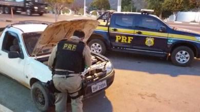 Photo of Polícia Rodoviária Federal recupera mais uma carro roubado na Chapada Diamantina