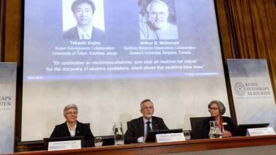 Photo of Mundo: Nobel de Física é concedido a pesquisadores japonês e canadense