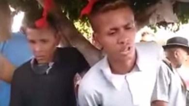 Photo of Vídeo: Assaltantes são espancados e amarrados após roubo em Monte Santo