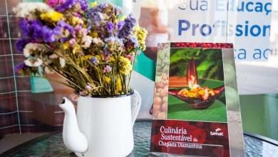 Photo of Livro de receitas de culinária saudável da Chapada Diamantina é lançado pelo Senac