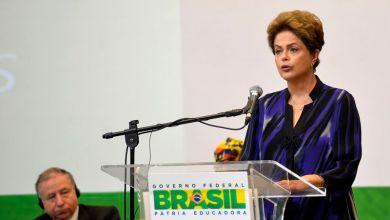 """Photo of Dilma diz que espera """"integral confiança"""" de Michel Temer"""