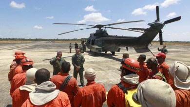 Photo of Combate a incêndios na Chapada Diamatina recebe reforço de novo helicóptero da FAB