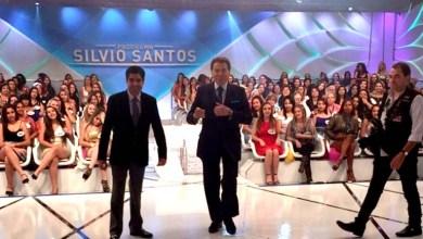 Photo of Quem quer dinheiro?: Prefeito ACM Neto é recebido por Silvio Santos em programa do SBT