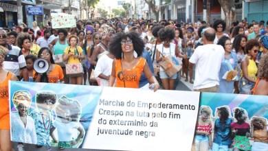 Photo of Suíca diz que juventude negra denuncia racismo com marcha em Salvador