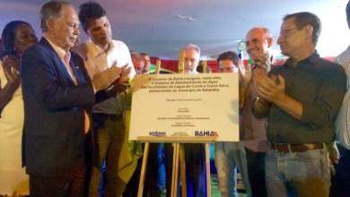Photo of Chapada: Sistema de abastecimento de água do governo beneficia comunidades em Itaberaba
