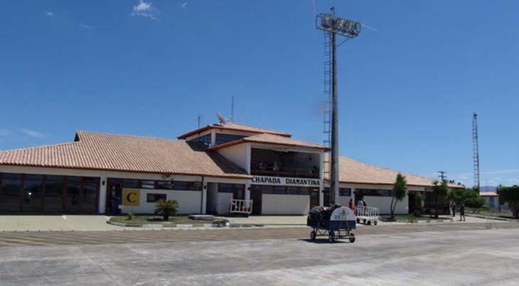 Chapada: Governo estadual publica aviso de licitação do Aeroporto de Lençóis