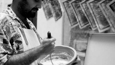 Photo of Artista baiano, radicado em Nova Iorque, é destaque na bienal em Mali