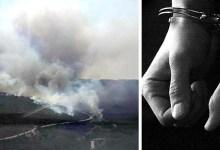 Photo of Suspeito de atear fogo no Parque Nacional da Chapada Diamantina é detido pela polícia