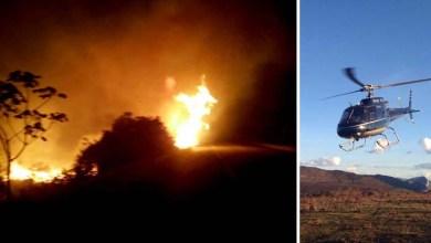 Photo of Governo intensifica ações de combate aos incêndios florestais na Chapada Diamantina