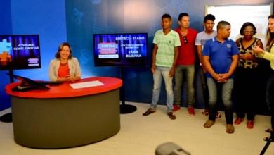 Photo of Chapada: Estudantes de Boa Vista do Tupim visitam estúdios do Emitec em Salvador