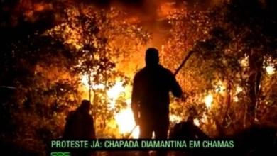Photo of Vídeo: CQC foca na falta de organização nos combates aos incêndios na Chapada Diamantina