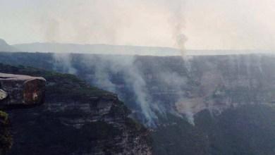 Photo of Chapada: Chamas retornam na região do Capão; Lençóis controla focos e brigadistas seguem para Ibicoara