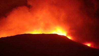Photo of Fogo na Chapada: Ventos fortes durante a noite aproximam chamas de casas de povoado no Vale do Capão