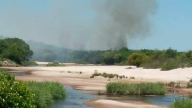 Photo of Fogo na Chapada: Incêndio em Andaraí atinge Ilha do Rio Paraguaçu; veja fotos