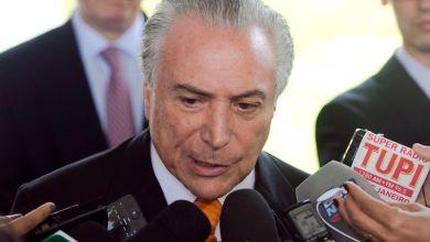 Photo of Brasil vive regime de normalidade democrática extraordinária, diz Temer