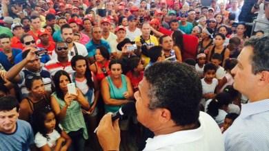 Photo of Estrada entregue por Rui Costa em Jucuruçu aponta compromisso com a região, diz Valmir