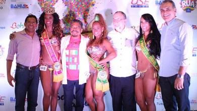 Photo of Eleitas rainha e princesas do Carnaval de Salvador