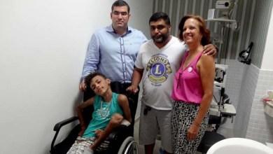 Photo of Chapada: Parceria entre cirurgião oftálmico e Lions Clube de Itaberaba beneficia garoto com hanseníase