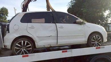 Photo of Chapada: Carro roubado em Salvador é recuperado pela PRF próximo à Ibiquera