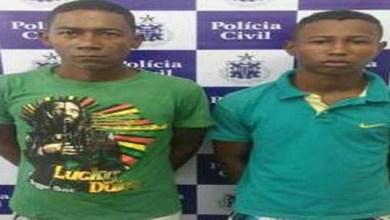 Photo of Chapada: Polícia realiza operação em Ruy Barbosa e prende dois homens