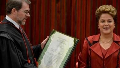Photo of Toffoli redistribui para ministra do TSE quarto pedido de cassação contra Dilma
