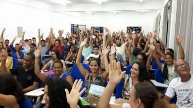 Photo of Chapada: Estudantes da Uneb de Itaberaba fecham a BR 242 durante protesto