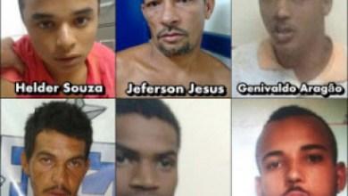 Photo of Chapada: Polícia divulga nomes dos bandidos que fugiram da delegacia de Morro do Chapéu