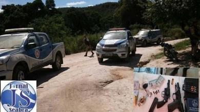 Photo of Chapada: Suspeitos de assaltarem Banco do Brasil em João Dourados são presos