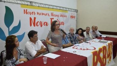 Photo of Angelo Almeida é anunciado pelo PSB como pré-candidato à prefeitura de Feira de Santana