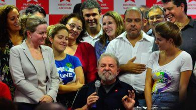Photo of Daqui a pouco, estou que nem um pokémon, diz o ex-presidente Lula