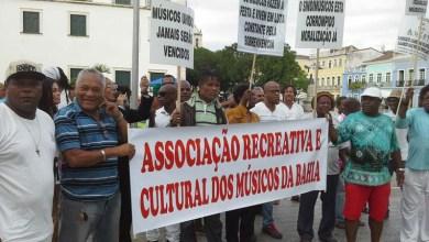 Photo of Músicos lançam frente em defesa dos direitos ao exercício da profissão na Bahia