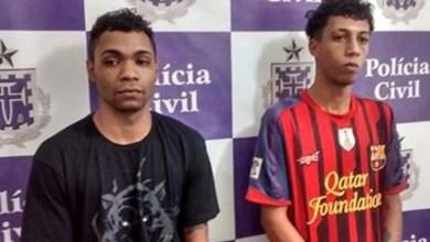 Photo of Chapada: Polícia Civil prende traficantes suspeitos de homicídio no município de Jacobina
