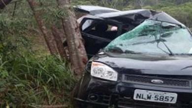 Photo of Chapada: Acidente deixa quatro feridos entre os municípios de Bonito e Utinga
