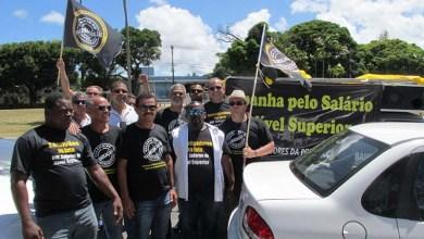 Photo of Após carreata, impasse entre escrivães e investigadores continua com o governo da Bahia