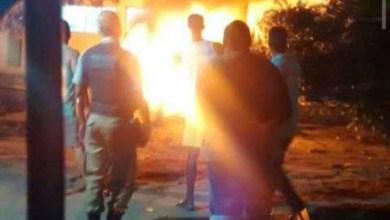 Photo of Chapada: Incêndio atinge hospital de Boa Vista do Tupim e pacientes são retirados às pressas