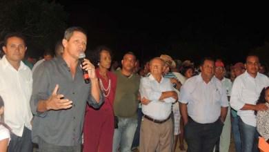 Photo of Chapada: População de Boa Vista do Tupim recebe quadra poliesportiva e nova pavimentação