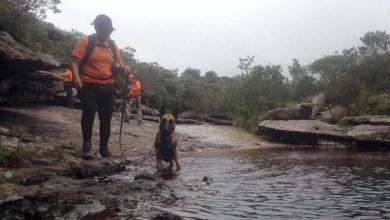 Photo of Chapada: Cachorros farejam rastro de turista espanhol em nova fase de buscas