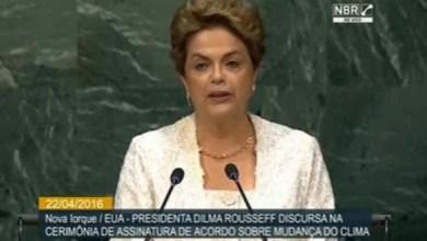 Photo of Povo brasileiro saberá impedir qualquer retrocesso, diz Dilma na ONU