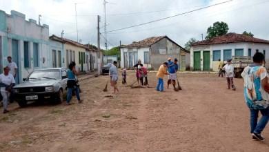 Photo of Chapada: Moradores de distrito de Lençóis realizam mutirão de limpeza
