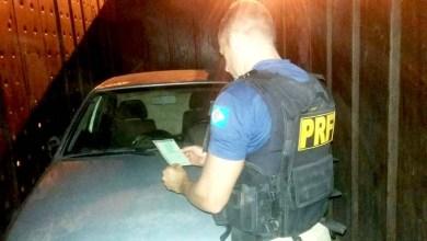 Photo of Veículo com documentação falsa é apreendido pela PRF na Chapada Diamantina