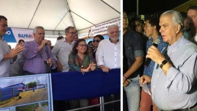 Photo of Presidente da Comissão de Ética da Câmara participa de inauguração de escolas na Chapada Diamantina